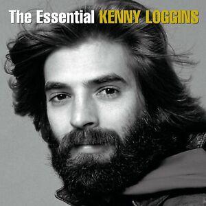 KENNY-LOGGINS-2-CD-THE-ESSENTIAL-TOP-GUN-FOOTLOOSE-GREATEST-HITS-NEW
