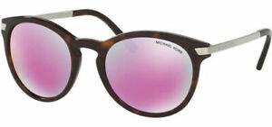 Michael Kors Adrianna III Women's Sunglasses w/ Fuchsia Mirror -...