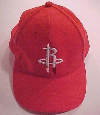 Houston Rockets Basketball Logo Toyota RCC Koozie NBA Red Baseball Cap One  Size  2f3a5b4fccc