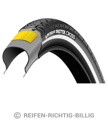 Michelin Fahrradreifen 42-622 Protek Cross 700x40C