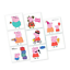 Peppa-Pig-Temporary-Tattoos-Birthday-Party-Prize-Favours-Lolly-Bag-Filler-8pk
