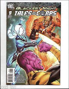 Blackest-Night-Tales-of-the-Corps-1-2-3-of-3-Green-Lantern-Sinestro-DC-Comics