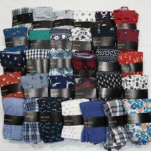 Banana-Republic-Men-039-s-Cotton-Underwear-Boxer-Taille-S-M-L-XL