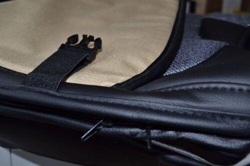 Komplettset Autositzbezug Sitzbezüge Schonbezüge Schonbezug aus Kunstleder
