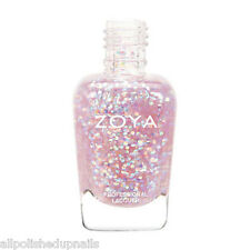 Zoya Nail Polish MONET Formaldehyde Free ~ Holographic glitter Dots TOP COAT