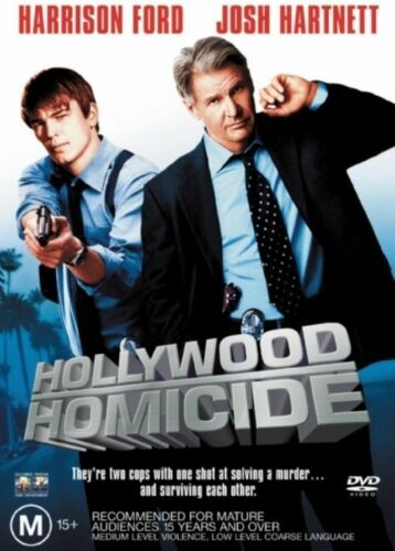 1 of 1 - Hollywood Homicide (DVD, 2004) -- Free Postage --