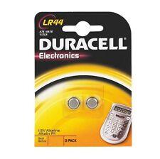 4 X Duracell LR44 pilas de 1,5 V Lr 44 A76 Ag13 Para Reproductores De Mp3 Cámaras Juguetes