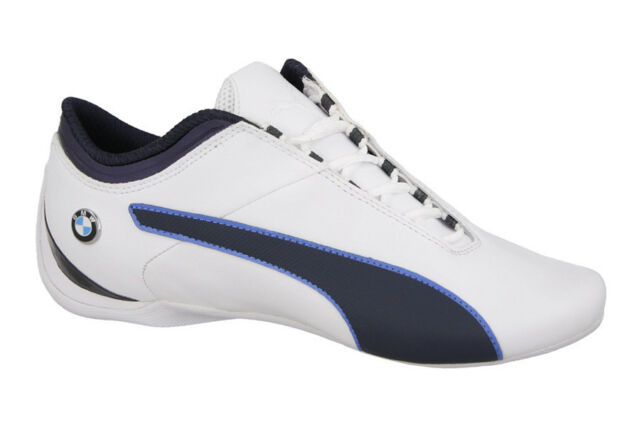 110 NIB Men s PUMA BMW MS FUTURE CAT S2 Leather Shoes 305784 01 Ultra 613a5a914