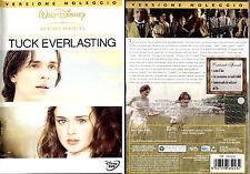 TUCK EVERLASTING - DVD EX-RENTAL, PERFETTO, COME NUOVO, FUORI CATALOGO, OFFERTA!