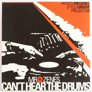Mr Zenes Can T Heat The Drums Vinyl Record Used