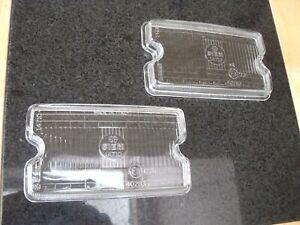 PEUGEOT 205 GTI Nouveau jaune clair SIEM verre pas plastique même comme original £