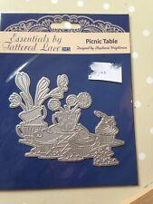 Tattered lace essentials picnic table die-ETL271 gratuit uk p/&p