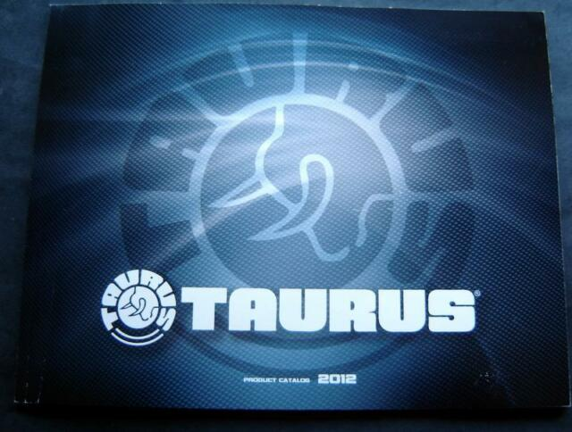 Taurus Gun Product Catalog 2012