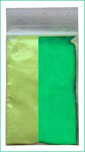 13-98-10g-034-Glow-In-The-Dark-034-GREEN-ZOMBIE-Pulver-zum-Einschmelzen-5-Gramm