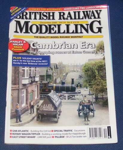 BRITISH RAILWAY MODELLING BRM MAGAZINES VARIOUS ISSUES 2006