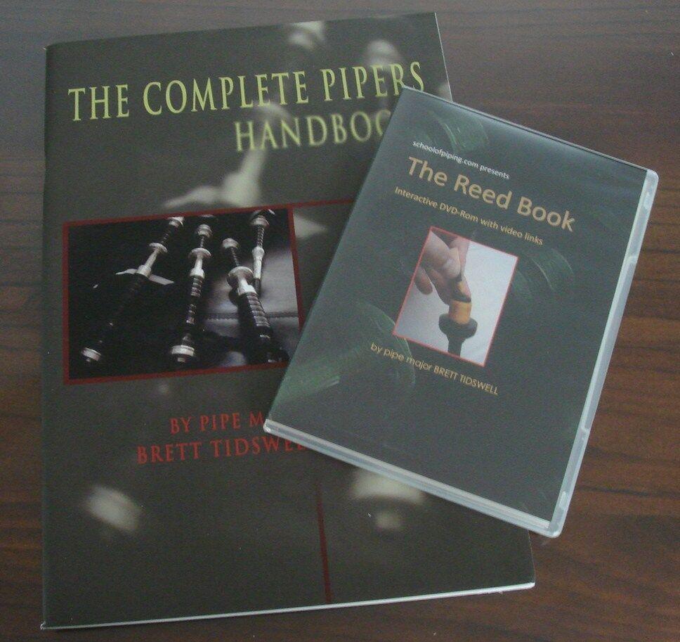 El El El libro completo Pipers manual y Reed paquete 886a7e