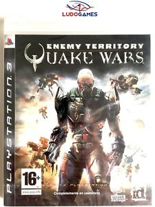 Enemy-Territory-Quake-Wars-PS3-PLAYSTATION-Neuf-Scelle-Retro-Scelle-Nouveau-Spa