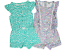 New-Carter-039-s-Baby-Girls-039-2-Pack-Romper-Set-Variety thumbnail 10