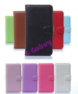 Mode-Magnetique-Clapet-Housse-Pied-Cuir-Portefeuille-Etui-pour-Meizu-Telephones