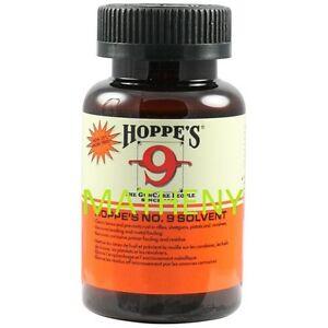 Hoppe-039-s-No-9-Solvent-5-oz-Hoppes-Universal-Gun-Bore-Cleaner-Elite-Cleaning
