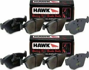 HAWK-HP-PLUS-HP-FRONT-AND-REAR-BRAKE-PADS-FOR-1995-1999-BMW-M3-2DR-4DR-E36-Z3M