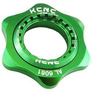 KCNC AL6061 Bike Bicycle Disc Brake Center Lock Lockring Adapter for Shimano