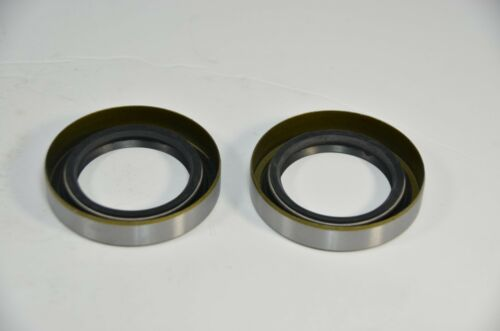 """Qty 50 10-10 21333TB Double Lip Seal for 5200-7000lb Trailer Axle 2.125/""""x3.37/"""""""