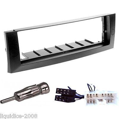 CT24MT01 Black Fascia Facia Panel Adaptor Surround For Mitsubishi Colt 2004-2008