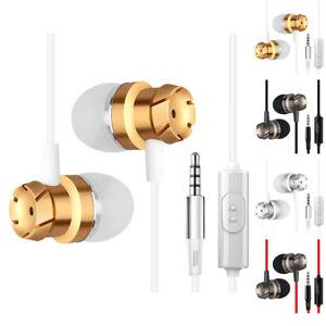 Ecouteurs-Casque-Filaire-Oreillette-Cable-Avec-Micro-Stereo-Super-Basse-Portable