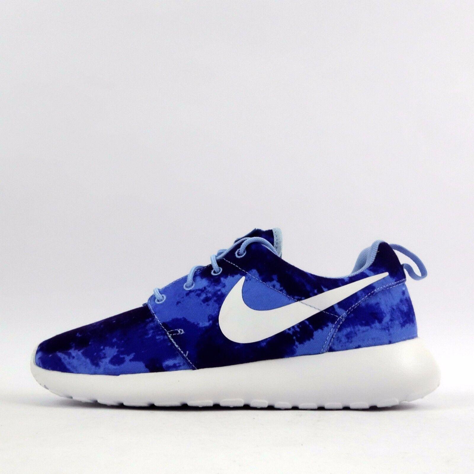 ef02a9f19391d Nike Roshe Roshe Roshe Run One Print Men s Casual Trainers shoes Sneakers  Persian purple 385418 ...