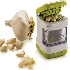 1pc Home Kitchen Tools Garlic Press Chopper Slicer Hand Presser Grinder Crusher