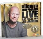 2 CD-Set - RÜDIGER HOFFMANN Live - Das Beste aus 25 Jahren