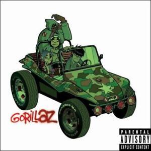 GORILLAZ-GORILLAZ - 2 VINILO NEW VINYL RECORD
