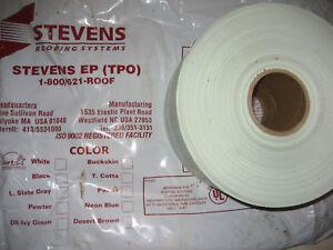 6 X 150ft Roll Genuine Jp Stevens Ep Tpo White Roof Seam Tape Splice Ebay