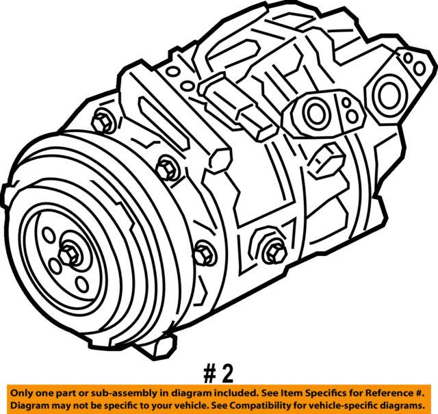 York Air Compressor Kit