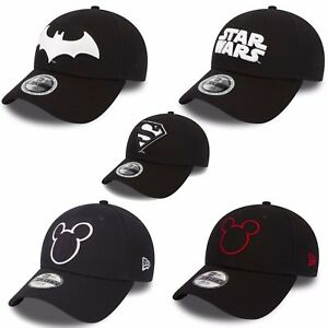 New Era 9Forty Cap Children Young Cap Star Wars Mickey Mouse Batman ... 1dfbce7ab068