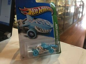 Mattel-Hot-Wheels-Sharkruiser-Hw-Imagination-74-250-Stock-Aussie