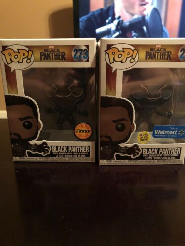 Black Panther Chase And GITD Bundle