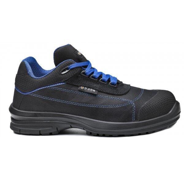 Schuhe Antinfortunistiche da Lavoro di Protezione Sicurezza BASE PULSAR S1P SRC