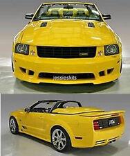 Mustang 05-09 Ford Full Body kit polyfiber