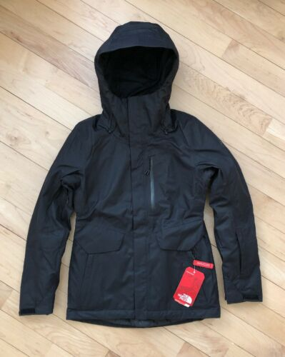 NEW NORTH FACE ThermoBall Snow Triclimate Jacket Women/'s M Black 3-In-1 MSRP$349