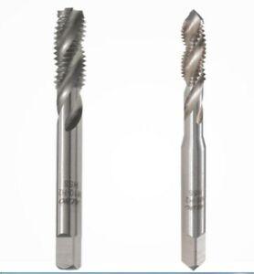 Machine Tap Spiral Flute HSS M5 x 0.8
