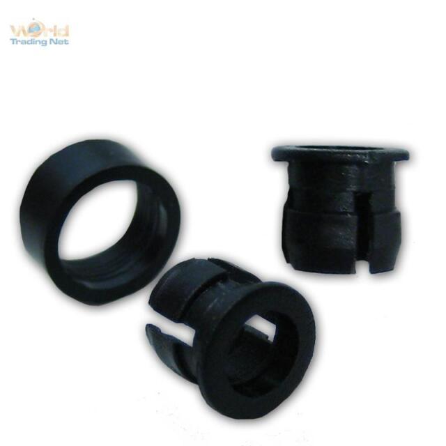 20x Led Montaggio Anello Plastica con Fissaggio per 5mm Led