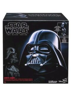 Bnib Star Wars The Black Series Casque électronique Premium Darth Vader 1: 1 689999710307