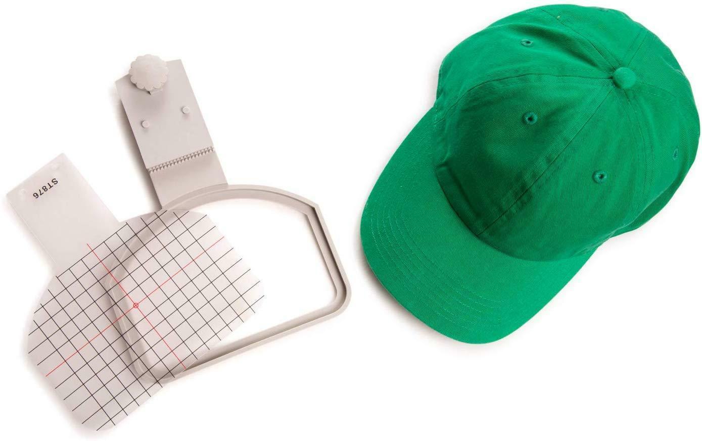 Embroidex CAP//HAT HOOP pour Brother Babylock Singer Bernina Janome Singer husqvar