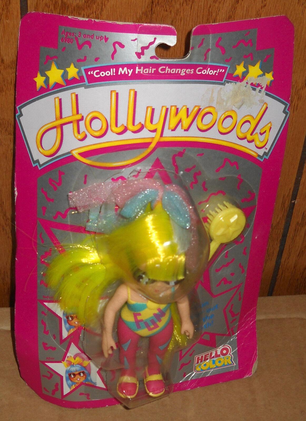 Noc Vintage Tonka Hollywoods Cambio De Color De Pelo Jill