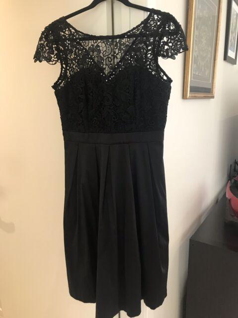 Review Black Cocktail Dress Size 12