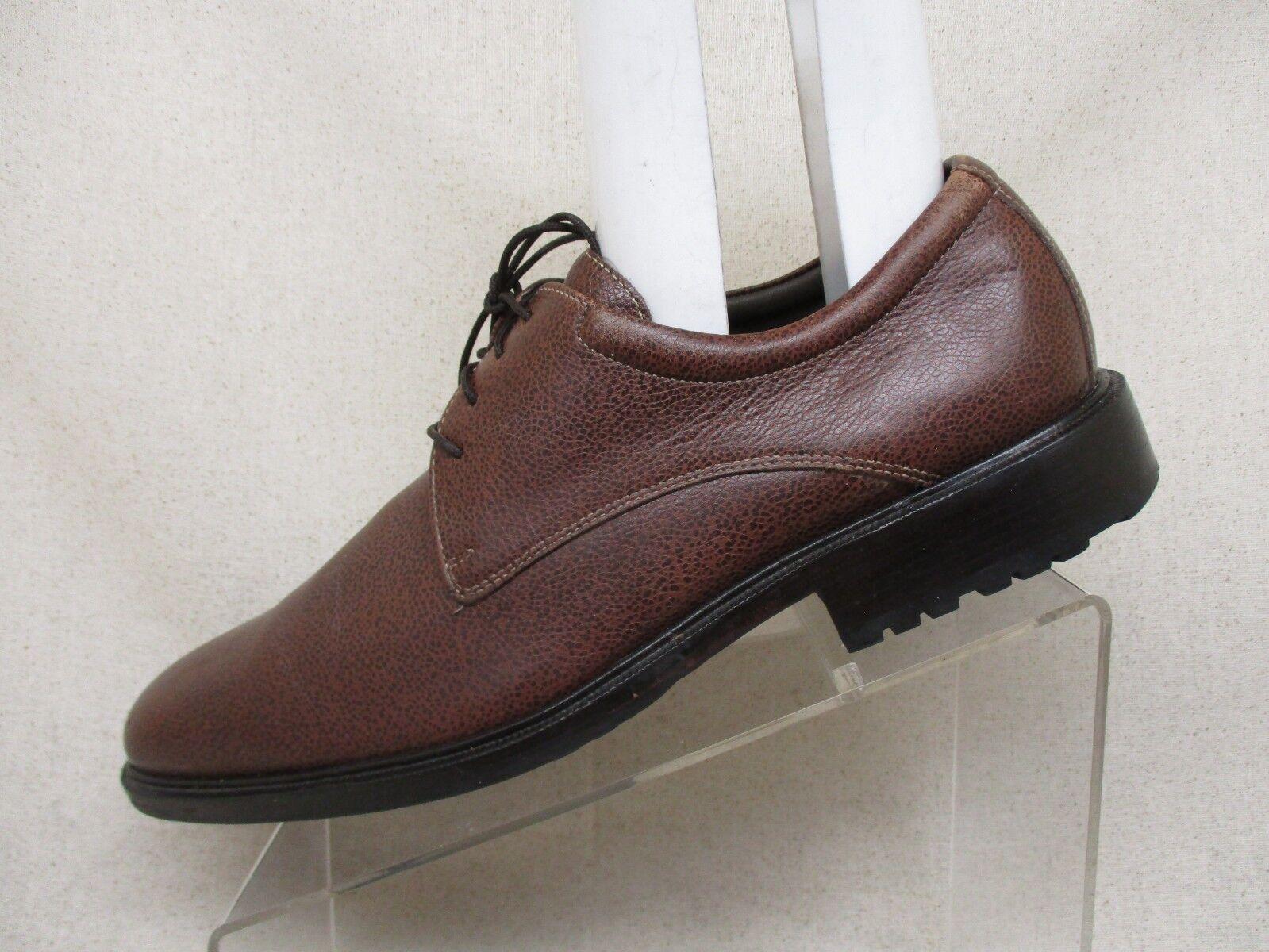 Cole Haan Marrone Leather Oxford Dress scarpe stivali Uomo Uomo Uomo Dimensione 11 M Style C04982 fde136