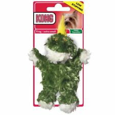 KONG Frog Dog Toy Extra Small Green