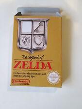 The Legend of Zelda  - PAL - Nintendo - Nes - Only Box
